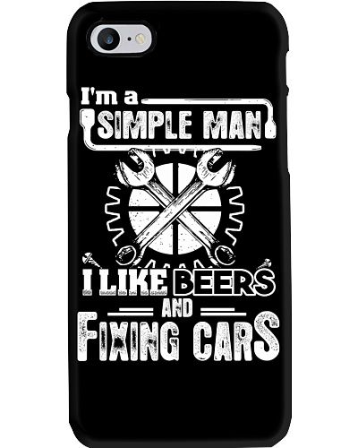 I Like Beers And Fixing Cars