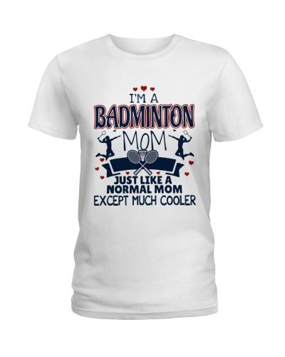 I Am A Badminton Mom