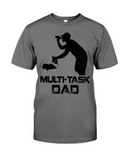 Multi-Task Dad Premium Fit Mens Tee thumbnail