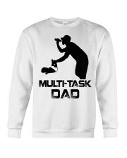 Multi-Task Dad Crewneck Sweatshirt thumbnail