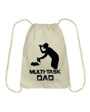 Multi-Task Dad Drawstring Bag thumbnail