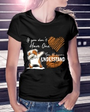 If you don't have one - you will never understand Ladies T-Shirt lifestyle-women-crewneck-front-7