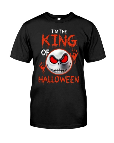 I Am The King Of Halloween