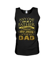 Someone Very Special To Be A Dad Unisex Tank thumbnail