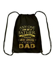 Someone Very Special To Be A Dad Drawstring Bag thumbnail