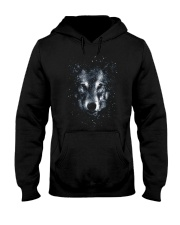 Wolf Art Ver 3 Hooded Sweatshirt thumbnail