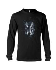Wolf Art Ver 3 Long Sleeve Tee thumbnail