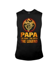 Papa The Man The Myth The Legend Sleeveless Tee thumbnail