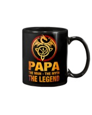 Papa The Man The Myth The Legend Mug thumbnail