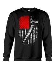 Mechanic American Flag Crewneck Sweatshirt thumbnail