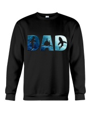 Shark Dad Crewneck Sweatshirt thumbnail