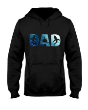 Shark Dad Hooded Sweatshirt thumbnail