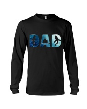 Shark Dad Long Sleeve Tee thumbnail
