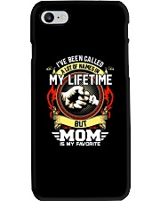Mom My Favorite Name Phone Case thumbnail