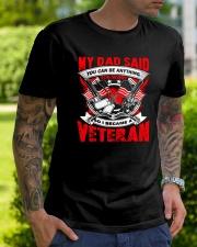 So I Became A Veteran Classic T-Shirt lifestyle-mens-crewneck-front-7