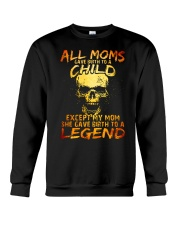 All Moms Gave Birth To A Child Ver 2 Crewneck Sweatshirt thumbnail