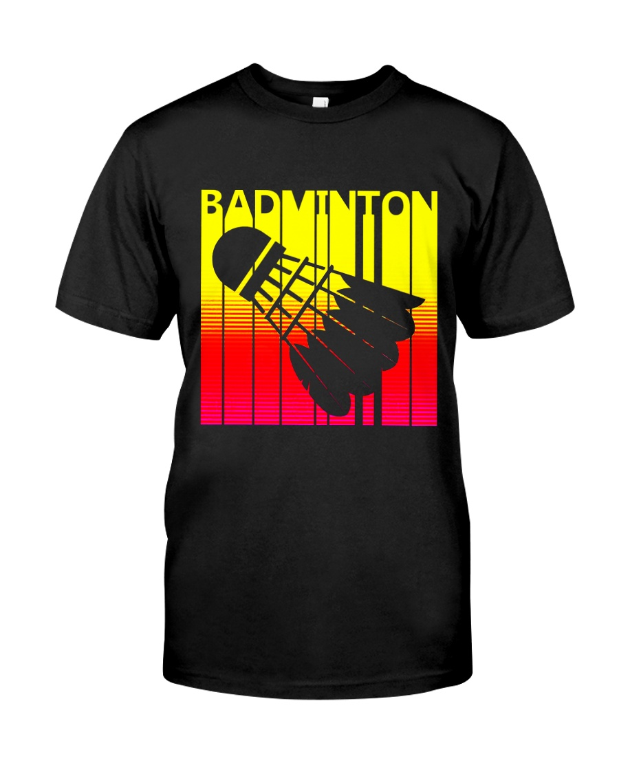 Badminton Unlimited Classic T-Shirt