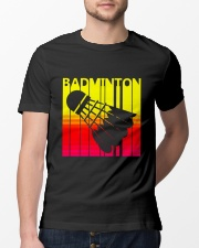 Badminton Unlimited Classic T-Shirt lifestyle-mens-crewneck-front-13