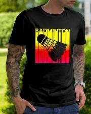 Badminton Unlimited Classic T-Shirt lifestyle-mens-crewneck-front-7