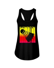 Badminton Unlimited Ladies Flowy Tank thumbnail