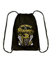 I Promise Honey This Is My Last Beer Drawstring Bag thumbnail