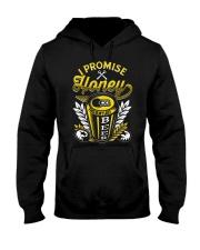 I Promise Honey This Is My Last Beer Hooded Sweatshirt thumbnail