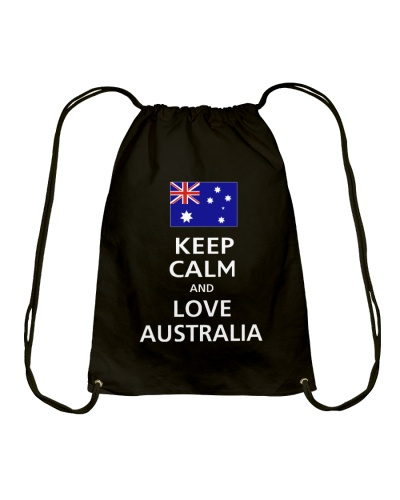 Keep Calm And Love Australia