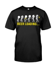 Beer Loading Classic T-Shirt front