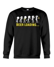 Beer Loading Crewneck Sweatshirt thumbnail