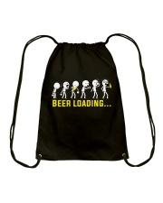 Beer Loading Drawstring Bag thumbnail