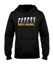 Beer Loading Hooded Sweatshirt thumbnail
