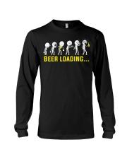 Beer Loading Long Sleeve Tee thumbnail