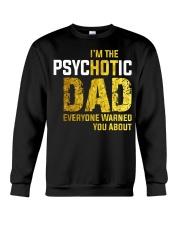 Im The PsycHOTic Dad Crewneck Sweatshirt thumbnail