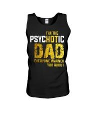 Im The PsycHOTic Dad Unisex Tank thumbnail