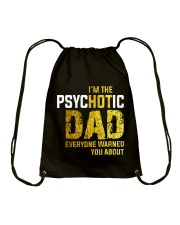Im The PsycHOTic Dad Drawstring Bag thumbnail