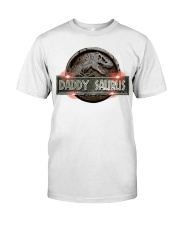 Daddy Saurus Premium Fit Mens Tee thumbnail