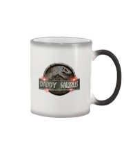 Daddy Saurus Color Changing Mug thumbnail