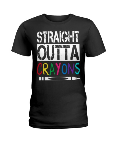 Straight Outta Crayons