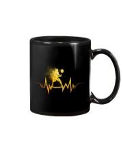 Badminton Heartbeat Mug thumbnail