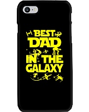 Best Dad In The Galaxy Phone Case thumbnail