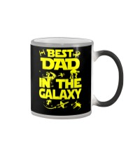 Best Dad In The Galaxy Color Changing Mug thumbnail