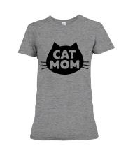 Cat Mom Premium Fit Ladies Tee thumbnail