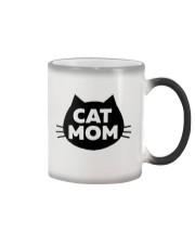 Cat Mom Color Changing Mug thumbnail