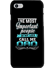 The Most Important People Call Me Dad Phone Case thumbnail