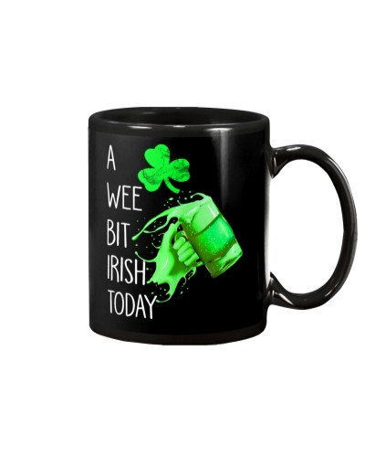 A Wee Bit Irish Today - V1