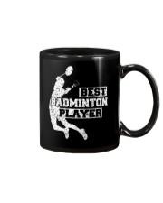 Best Badminton Player Mug thumbnail