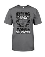 My Son My Daughter V2 Premium Fit Mens Tee thumbnail