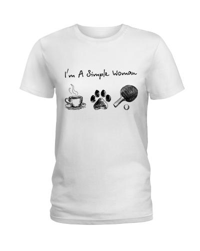 I'm A Simple Woman - Tabletennis