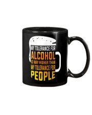 My Tolerance For Alcohol Mug thumbnail