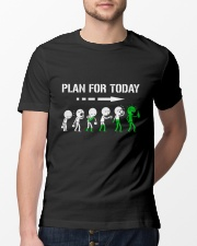 Plan For Today Classic T-Shirt lifestyle-mens-crewneck-front-13